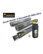 Progressive fork springs for Suzuki DL650 / V-Strom 650/XT  2004-2016