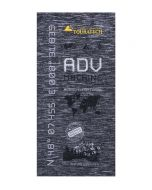 "Multi functional head cloth ""Travel"", grey"