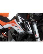 Stainless steel fairing crash bar, black for KTM 890 Adventure/ 890 Adventure R/ 790 Adventure/790 Adventure R
