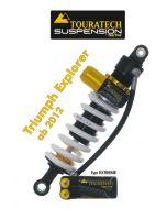 Touratech Suspension shock absorber for Triumph Tiger Explorer from 2012 Type Extreme