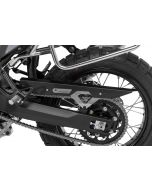 Chain guard, black, for Yamaha Tenere 700