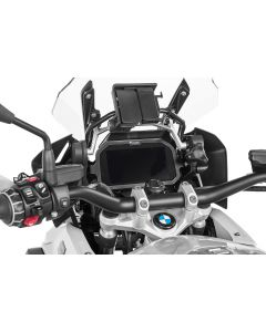TFT anti-theft, stainless steel, with sun visor for BMW R1250GS/ R1250GS Adventure/ R1200GS (LC) (2017-)/ R1200GS Adventure (LC) (2017-)