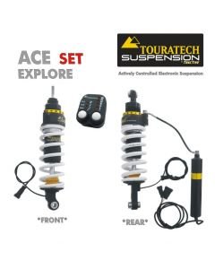 Touratech ACE Suspension *Explore* SET for BMW R1150GS Adventure from 2002