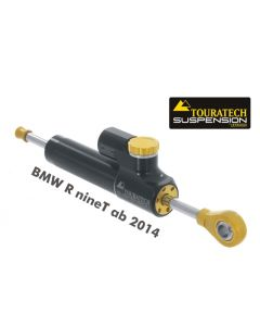 "Touratech Suspension Steering Damper ""CSC"" for BMW R nineT from 2014 incl. installation kit"