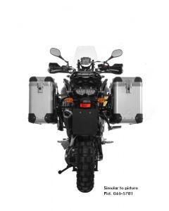 ZEGA Pro aluminium pannier system for Yamaha XT1200Z / ZE Super Tenere