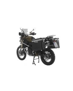 ZEGA Pro2 aluminium pannier system BMW F800GS/F700GS/F650GS (Twin)