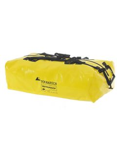Expedition bag Big-Zip, yellow, by Touratech Waterproof
