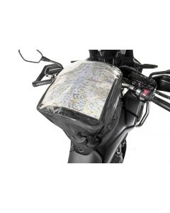 Rain cover for the tank bags PS10, black, by Touratech Waterproof