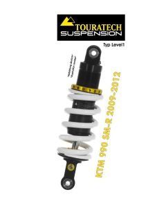Touratech Suspension shock absorber for KTM 990 SM-R (2009-2012) type Level1