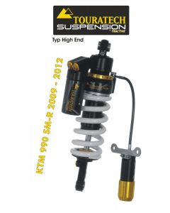 Touratech Suspension shock absorber for KTM 990 SM-R (2009-2012) type HighEnd