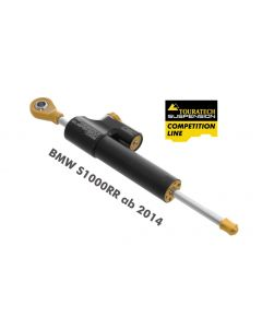 Touratech Suspension Competition steering damper CSC for BMW S1000RR from 2014 incl. mounting kit