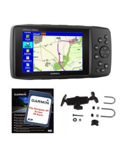 Garmin GPSMAP 276Cx Set incl. City Navigator NT Europa and RAM-Mount