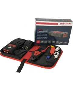 Powerbank and jump start for motorbikes, Absaar 14.000mAh