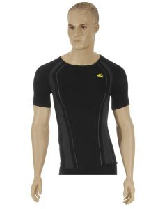 "T-shirt ""Allroad"", men, black, size L"