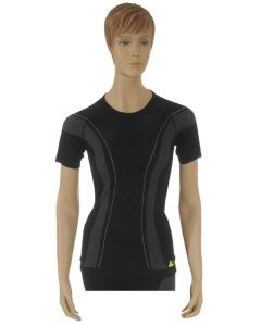 "T-shirt ""Allroad"", ladies, black, size L"