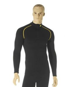 "Longshirt ""Touratech Primero Alpine"" men, black"