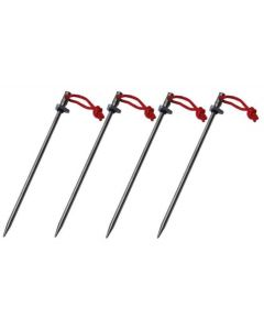 Touratech titanium tent peg, 4 pieces