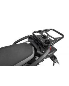 ZEGA Topcase rack, black for BMW F850GS/ F750GS