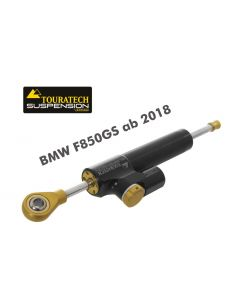 Touratech Suspension steering damper *CSC* for BMW F850GS/ADV *model 2018*