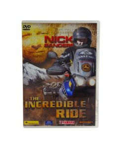 "DVD ""The Incredible Ride"" Nick Sanders"