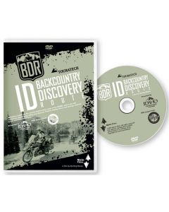 "VIDEO DVD ""Idaho Backcountry Discovery Route"""