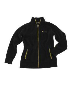"""Touratech"" fleece jacket men, black, size L"