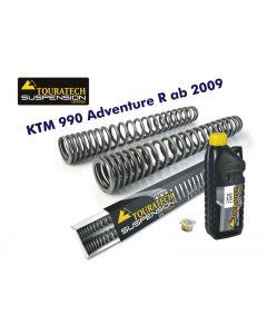 Progressive fork springs for KTM 990 Adventure R 2009-2010