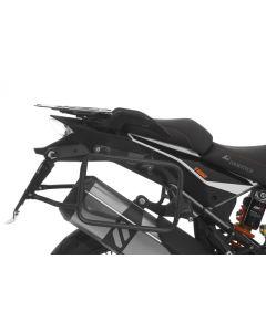 Pannier rack black for KTM 1050 Adventure/ 1090 Adventure/ 1290 Super Adventure/ 1190 Adventure/ 1190 Adventure R