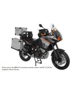 ZEGA Pro aluminium pannier system for KTM 1050 Adventure/ 1090 Adventure/ 1290 Super Adventure/1190 Adventure/ 1190 Adventure R