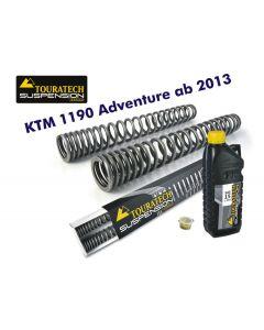 Progressive fork springs for KTM 1190 Adventure from 2013