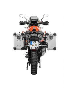 ZEGA Evo X special system for KTM 1050 Adventure/ 1090 Adventure/ 1290 Super Adventure/ 1190 Adventure/ 1190 Adventure R