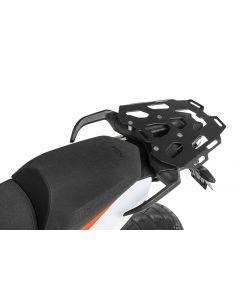 Luggage rack, black for KTM 890 Adventure/ 890 Adventure R/ 790 Adventure/ 790 Adventure R