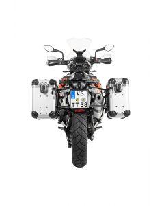 ZEGA Evo aluminium pannier system for KTM 890 Adventure / 890 Adventure R / 790 Adventure / 790 Adventure R