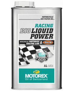 Motorex Racing Bio Liquid Power - 1liter