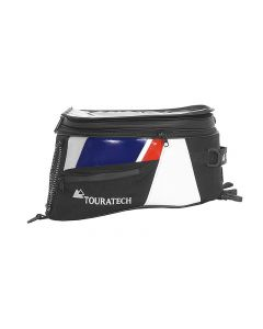 "Tank bag ""Ambato Exp Tricolor"" for the Honda CRF1000L Africa Twin / CRF1100L Africa Twin"
