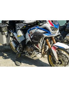Bags Ambato for crash bars 403-5160/5161/5162/5163 for Honda CRF1100L Africa Twin / Adventure Sports (1 pair)