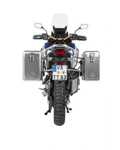 ZEGA Mundo aluminium pannier system for Honda CRF1100L Adventure Sports