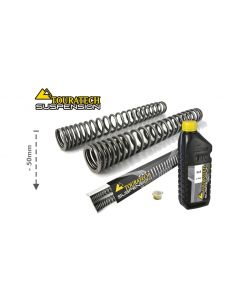 Progressive fork springs for BMW F800GS / Adventure from 2013 50 mm lowering
