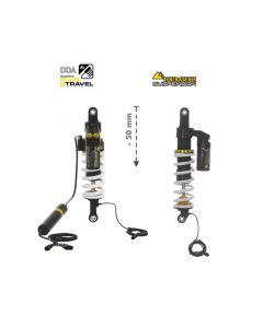 Touratech Suspension-SET Plug & Travel -50 mm lowering for BMW R1200GS / R1250GS from 2017